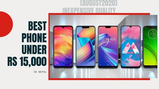 best phone under rs 15000 in nepal