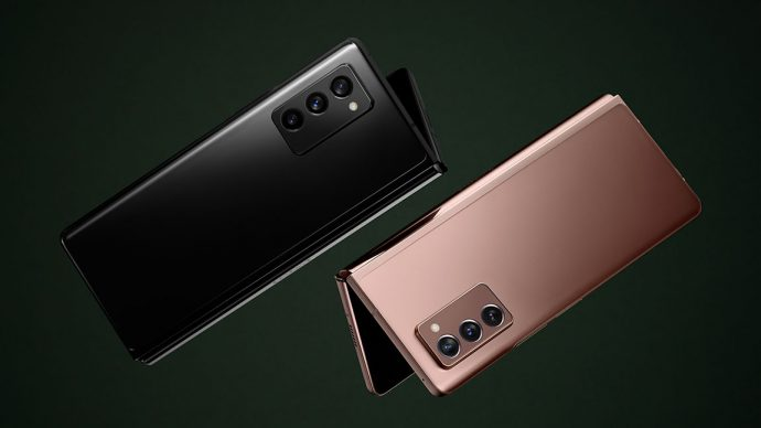 Samsung Galaxy Z Fold 2 finally available for pre-order in Nepal »  KismatTECH