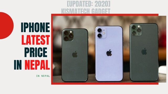 iphone latest price in nepal
