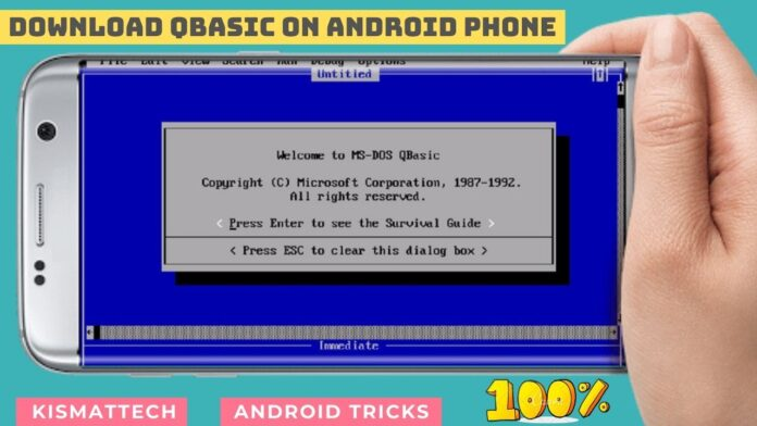 Qbasic on Android